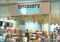 Discovery Stores Close Everywhere, Geeks Weep