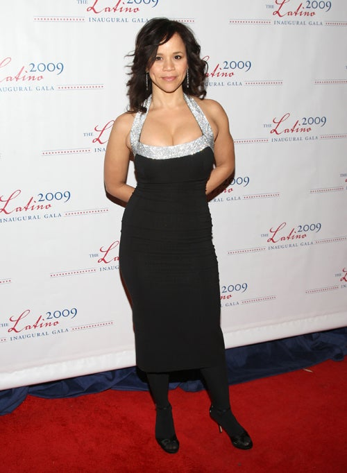 Red, White & Bad At The Latino Inaugural Gala