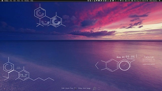 The Mac-lecular Desktop