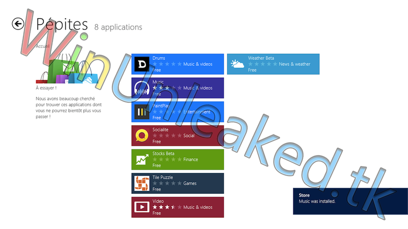 Is This the Real Windows 8 App Store?