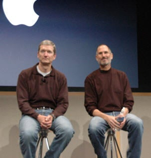 Is Apple COO Tim Cook gay?