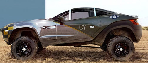 Local Motors Taking Reservations For Rally Fighter