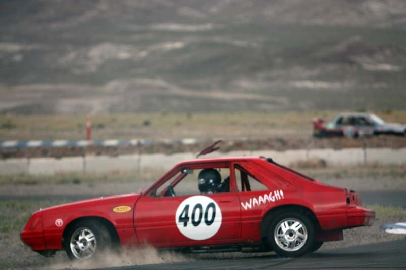 Seven Hours in at the 24 Hours of LeMons Reno-Fernley