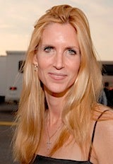 Ann Coulter's Mouth Wired Shut In Time For Thanksgiving