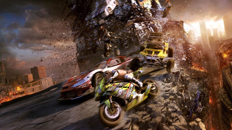 MotorStorm Game Yanked In New Zealand After Earthquake [Update]