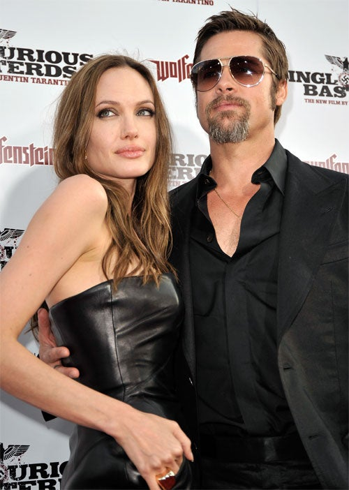 Angie & Brad Want To Do A Movie; Tito Blames Assault On Jenna's Drug Use