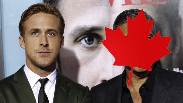Ryan Gosling Attends His Mom's Graduation in Canada; Canada Freaks Out