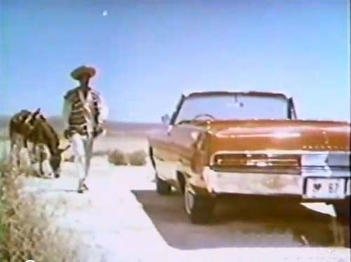 Trade In Your Burro For a '67 Fury!