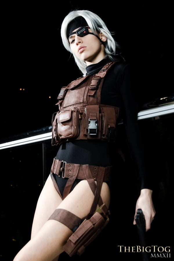 Metal Gear Cosplay... It Can't Be!
