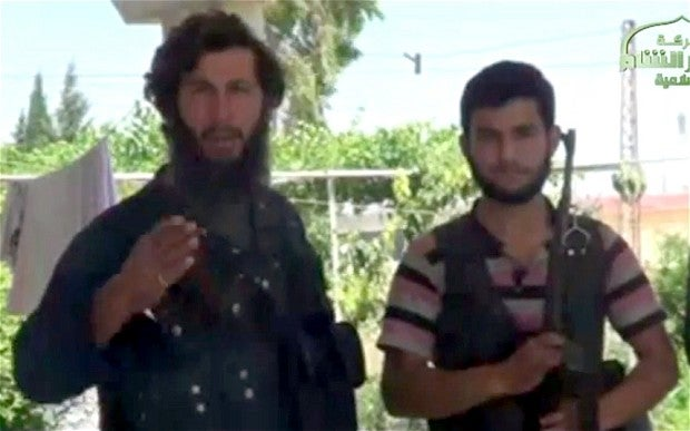 Al Qaeda-Linked Militants Apologize for Cutting Off Wrong Guy's Head