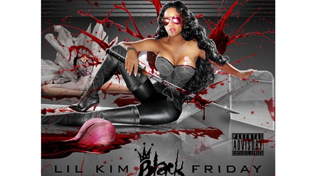 Lil Kim's Mixtape Cover Art Is Crazy On Several Levels