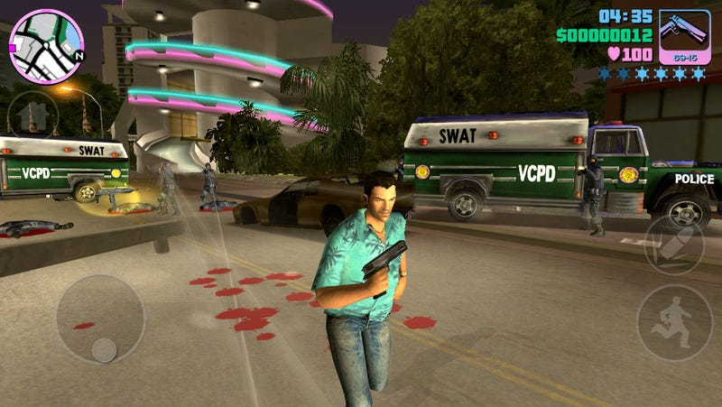 Grand Theft Auto: Vice City is Go on Mobile, and It's Glorious