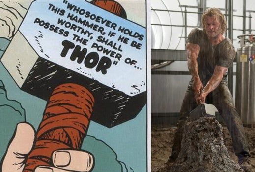 Everything you wanted to know about Thor (but were too afraid to ask)