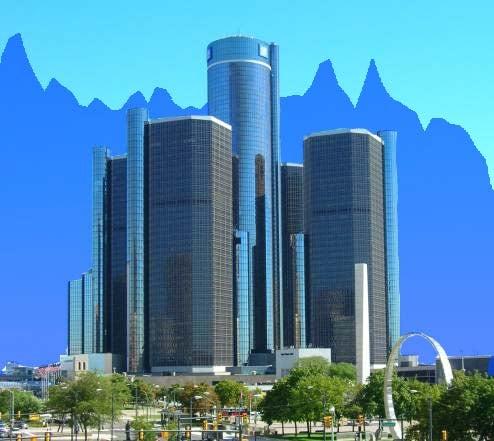 Pension Board Blinks As GM Seeks $500 Million For RenCen Refinance