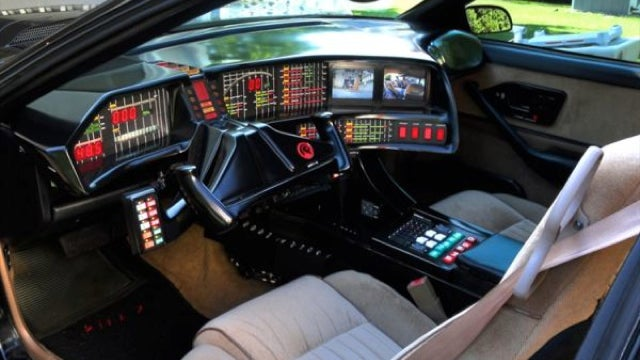 This KITT Replica Is The Ticket To Your Knight Rider Fantasy