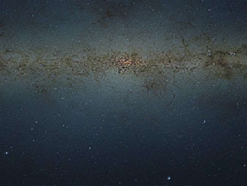 It's Full of Stars: 84 Million Stars of the Milky Way in 9 Billion Pixels