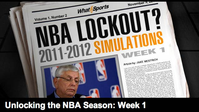 Six Tools to Simulate a 2011-2012 NBA Season of Your Own