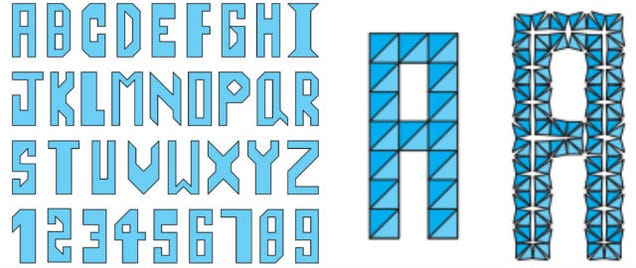 These Typefaces Are Tiny Math Puzzles Made by MIT Scientists