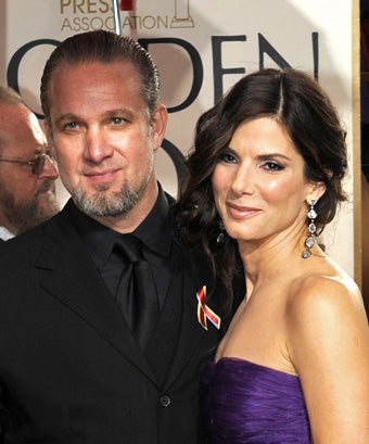 TMZ: Nazi Picture of Sandra Bullock's Husband Forthcoming