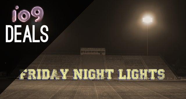 Deals: Friday Night Lights, $5 Alien Movies, Playstation 4
