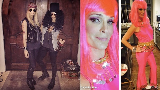 The Sexiest, Cutest, and Craziest Celebrity Costumes of Halloween 2014