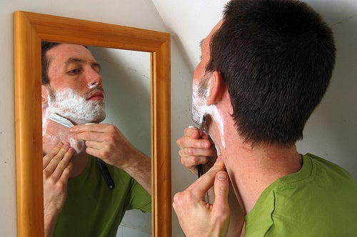 Make Your Own Face-Soothing Shaving Cream