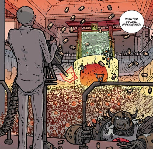 The Absolute Best Comics and Graphic Novels of 2012