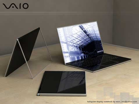 Vaio Zoom Concept is Exactly How We Want Laptops to Look in the Future