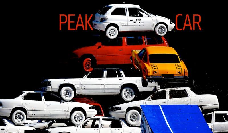 How Long Before America Hits 'Peak Car' For Real?