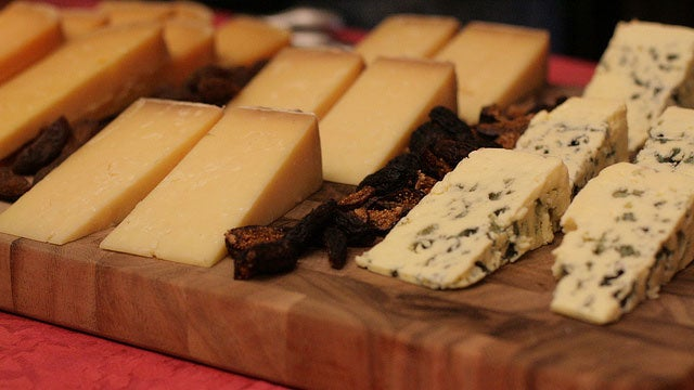 Keep Cut Cheese from Drying Out with a Dab of Butter