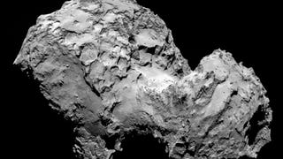 Philae May Have Collided With A Crater During Its Second Touchdown