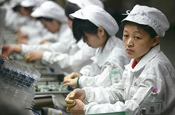 Undercover Report From Foxconn's Hell Factory