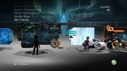 Tron Legacy Avatar Items Gallery