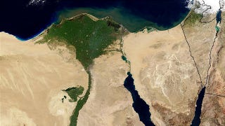The Time That Britain Wanted To Empty The Nile