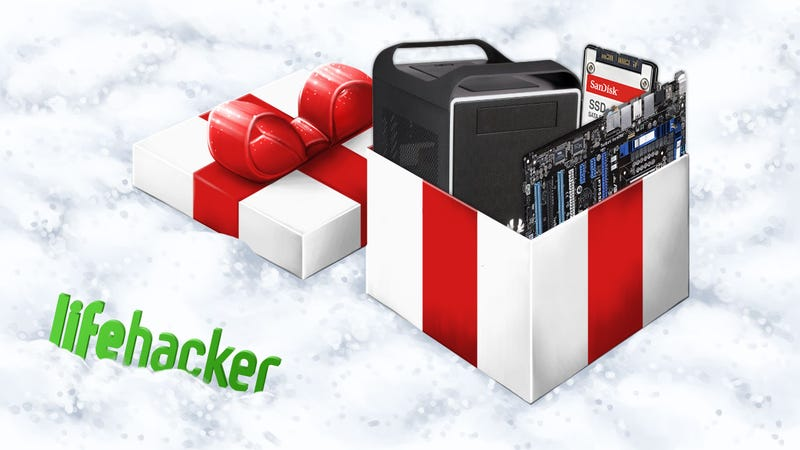 Give the Gift of Home-Built Computers This Year