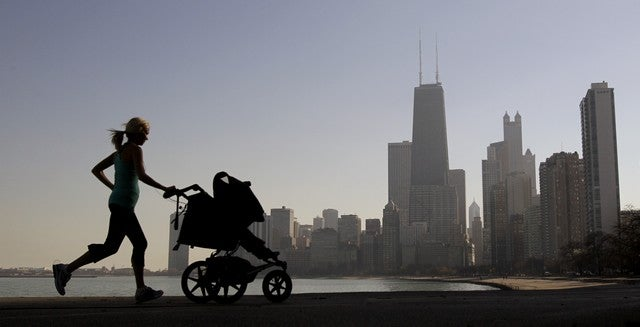 Chicago Woman Gives Birth To Own Grandson