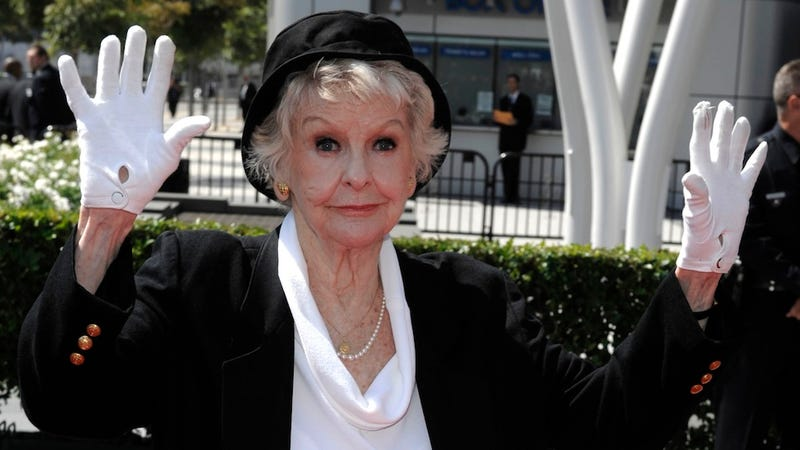 Elaine Stritch Gives Nary a Fuck What People Think of Her Swearing