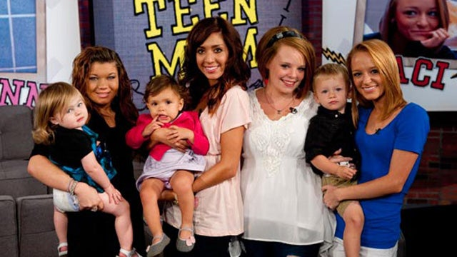 Teen Mom Shifts Away From Parenting