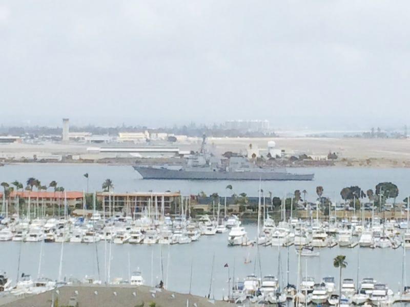 V.F.M.D.: USS Gridley!