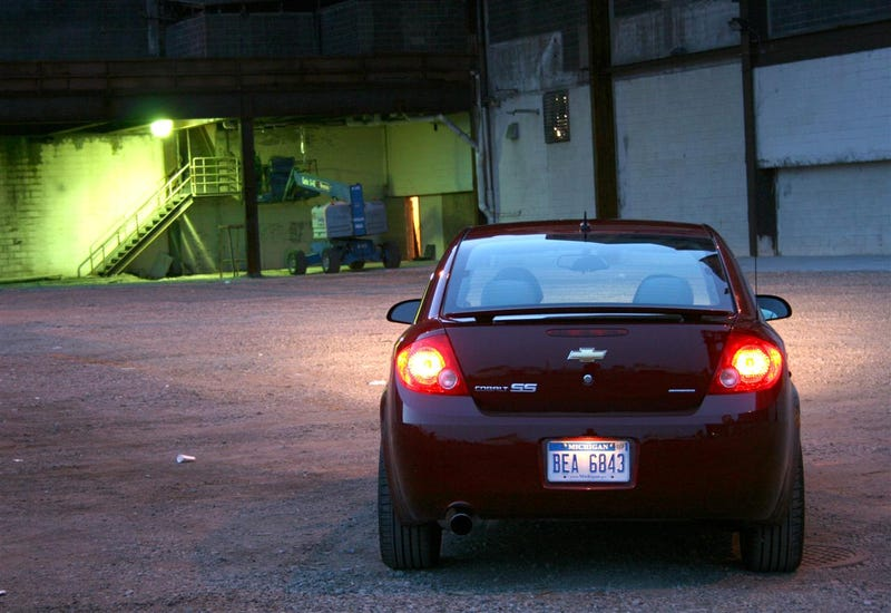 2008 Chevy Cobalt SS Sedan, Part Three