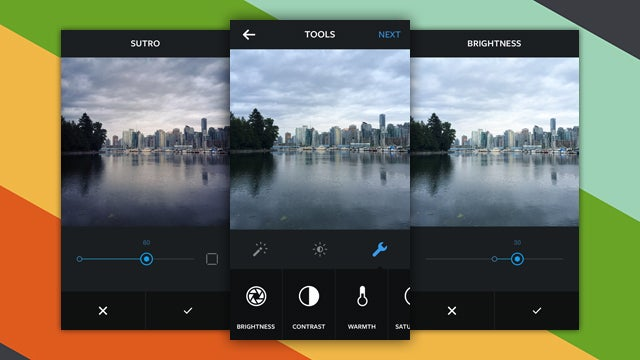 Instagram Lets You Make Filters More Subtle, Adds New Editing Options