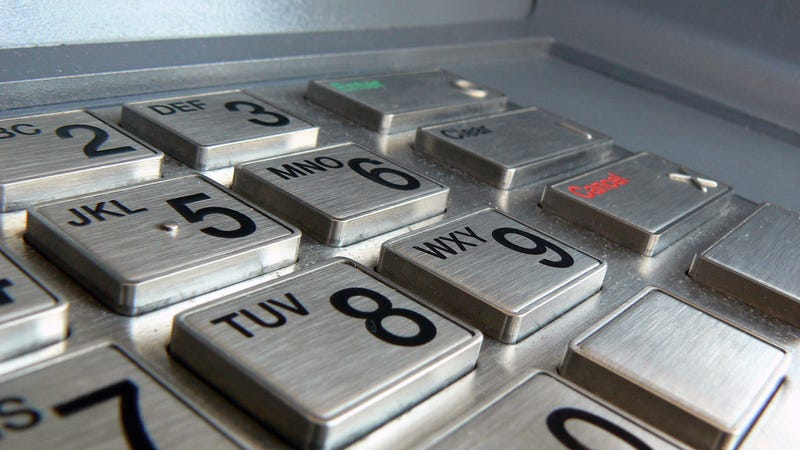 Crooks Have Been Hacking ATMs With Infected USB Sticks