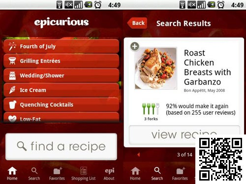 The Best Cooking Apps