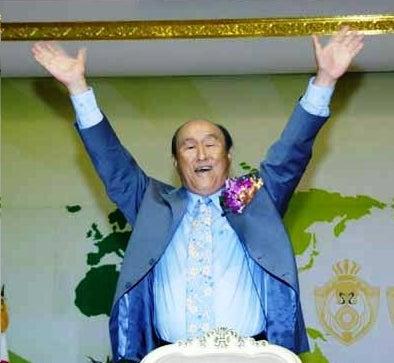 Rev. Sun Myung Moon Buying Back the Washington Times