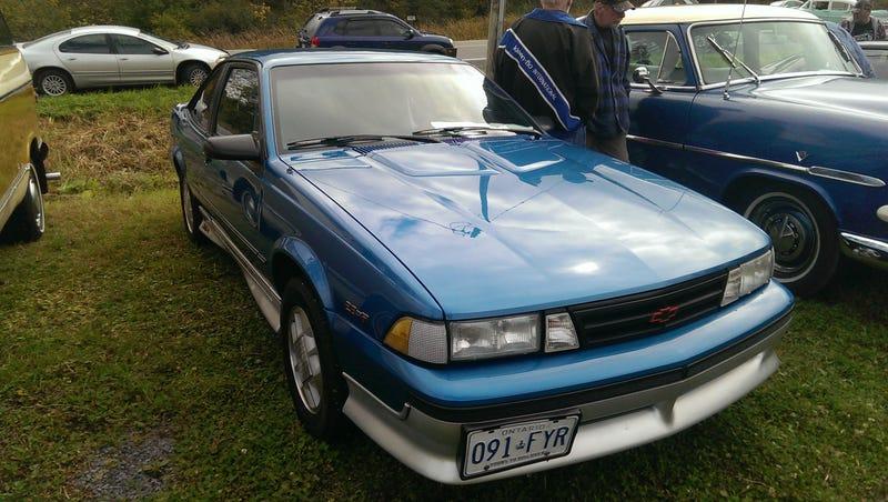 Van Kleek Hill - Classic Car Meetup [Sept 22, 2013] (many images)
