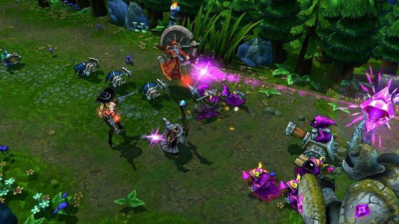 "Why ""Jungle"" Is A Verb, And Other Things I Learned About League of Legends"