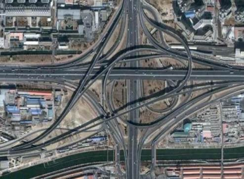 Beijing Has Some Awesome Interchanges