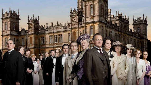 Indulge Your Crawley Addiction With Downton Abbey-Inspired Stuff From Etsy