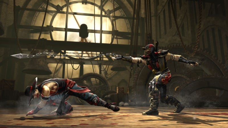 The New Mortal Kombat Adds Two More Classic Characters