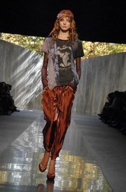 McQueen, Chloe, Galliano, Nina Ricci: The Critics Speak
